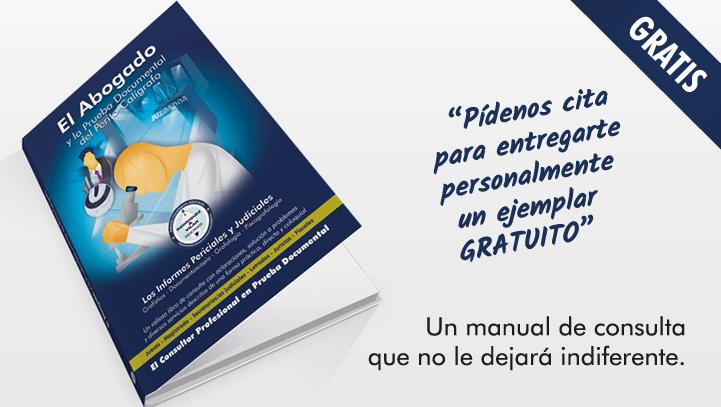 Libro «El Abogado y la Prueba Documental del Perito Calígrafo»